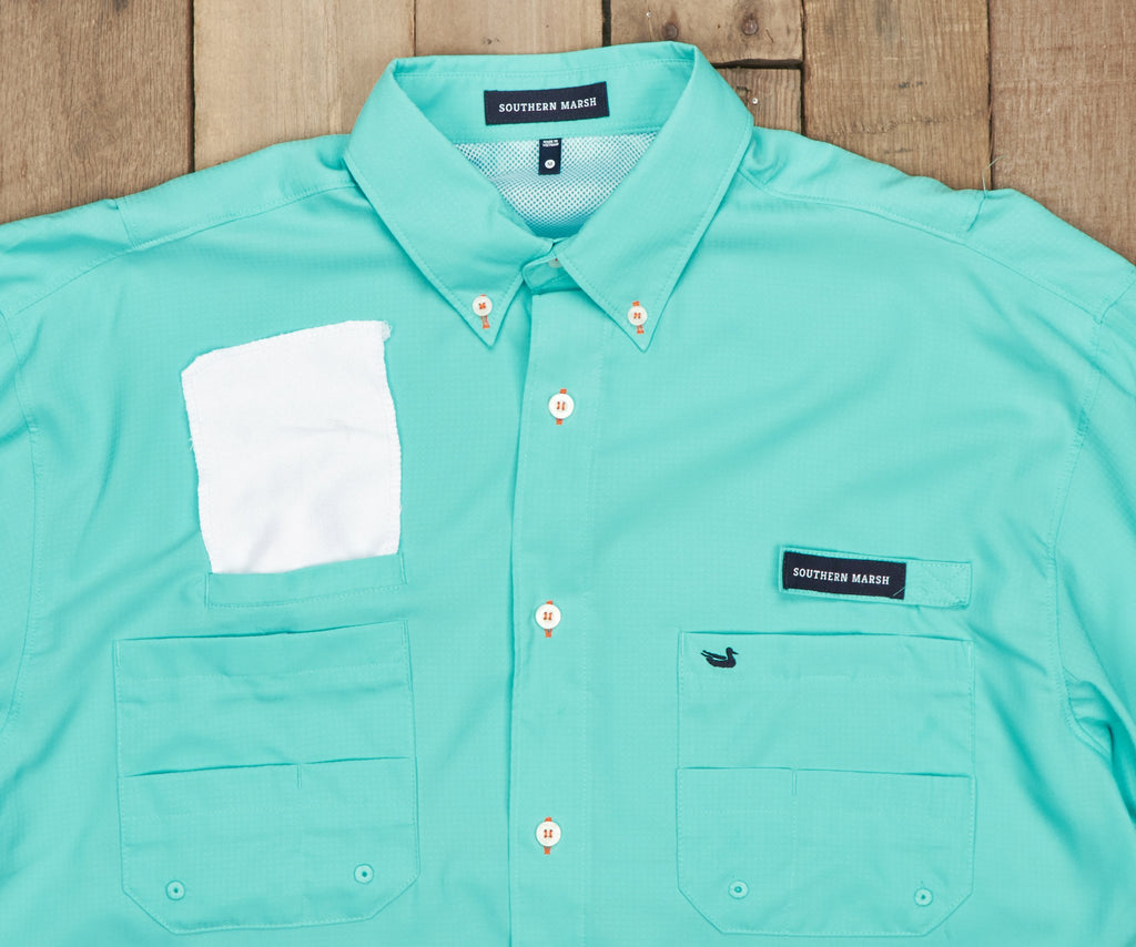 Harbor Cay Fishing Shirt - Solid