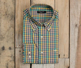 Slate and Sage | Cumberland Plaid Dress Shirt