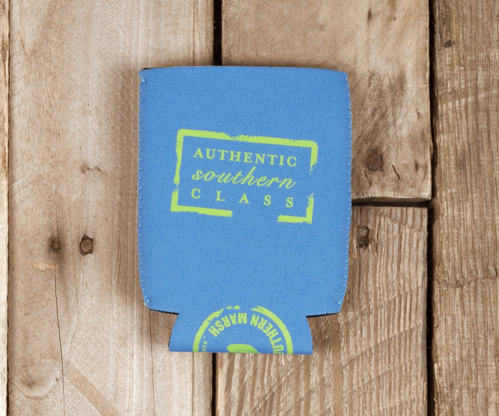 Breaker Blue with Electric Yellow | Coozie
