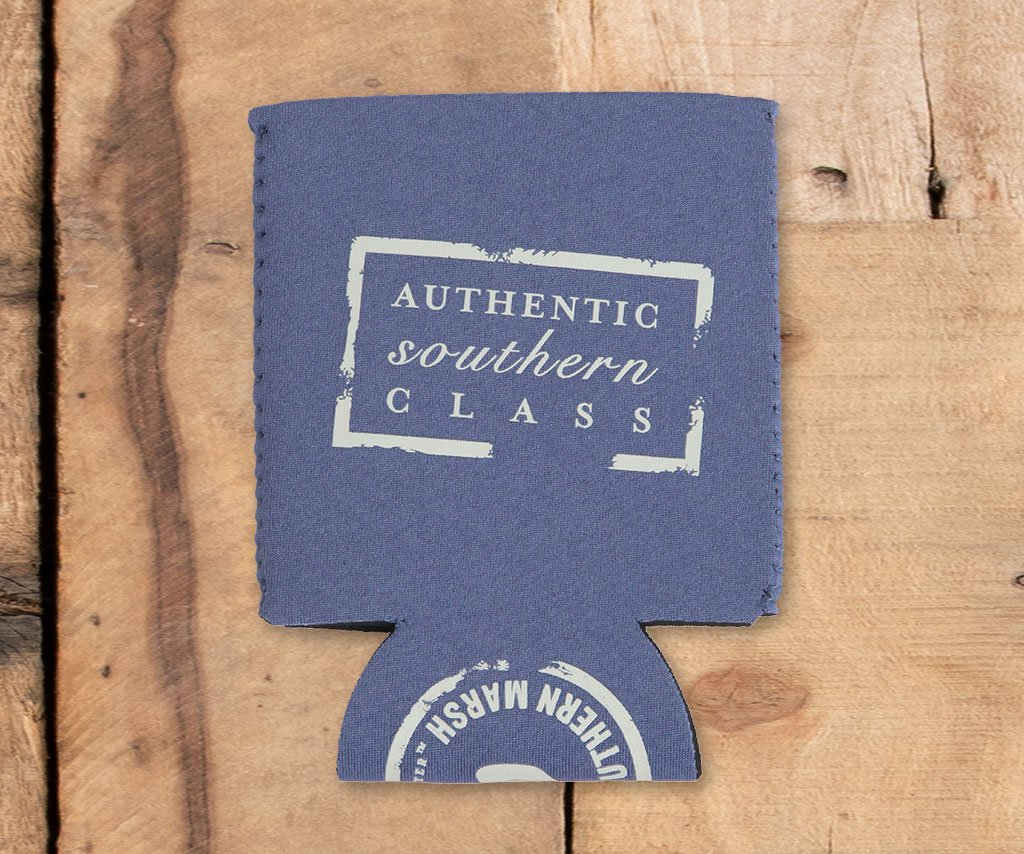 Slate with  Tan | Southern Marsh Coozie