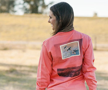 Duck Stamp Tee - Long Sleeve