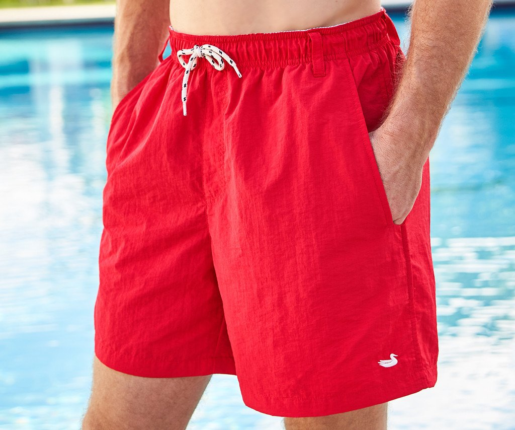 Dockside Swim Trunk - Vibrants
