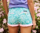 Antigua Blue Reef | Brighton Short | Reef | Womens Shorts