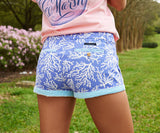 Lilac Reef | Brighton Short | Reef | Womens Shorts