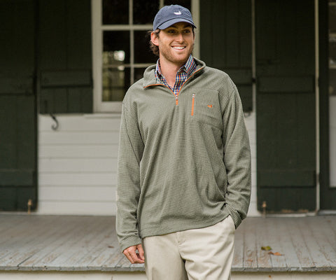 FieldTec™ Dune 1/4 Zip Fleece Pullover - Essentials