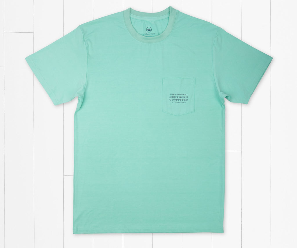 Bimini Green | FieldTec™ Heathered Tee | Trademark