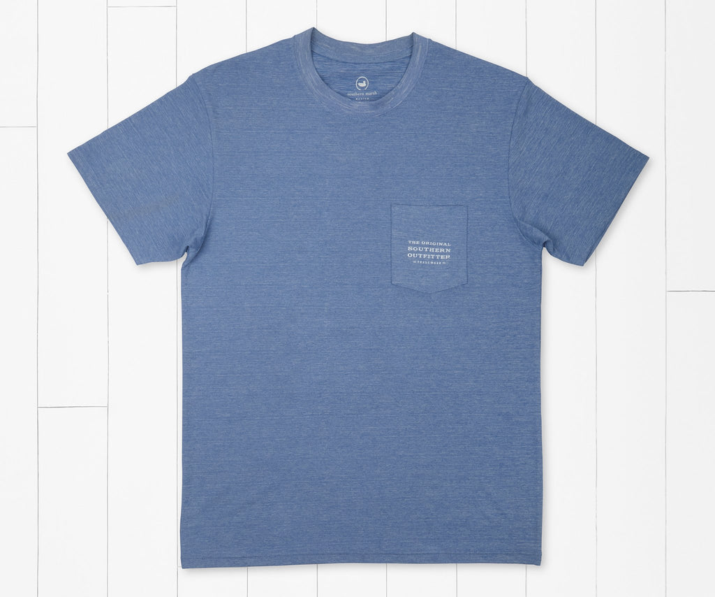 Oxford Blue | FieldTec Heathered Tee | Trademark