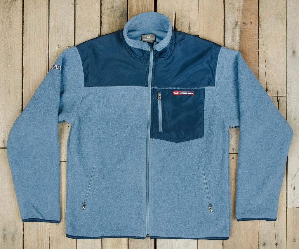 Slate | FieldTec™ Fleece Jacket