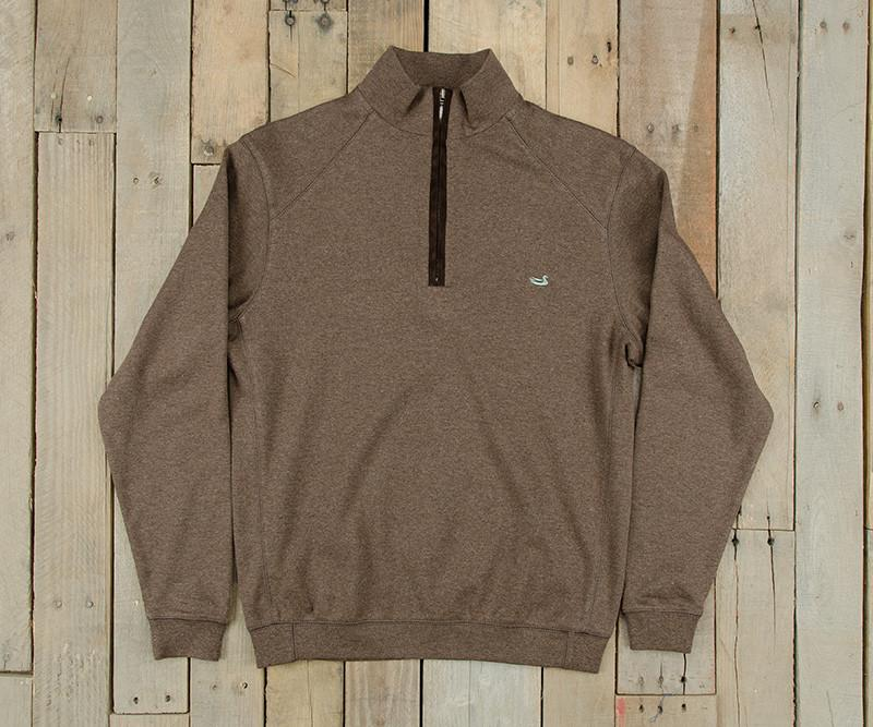DownpourDRY Cotton 1/4 Zip Pullover