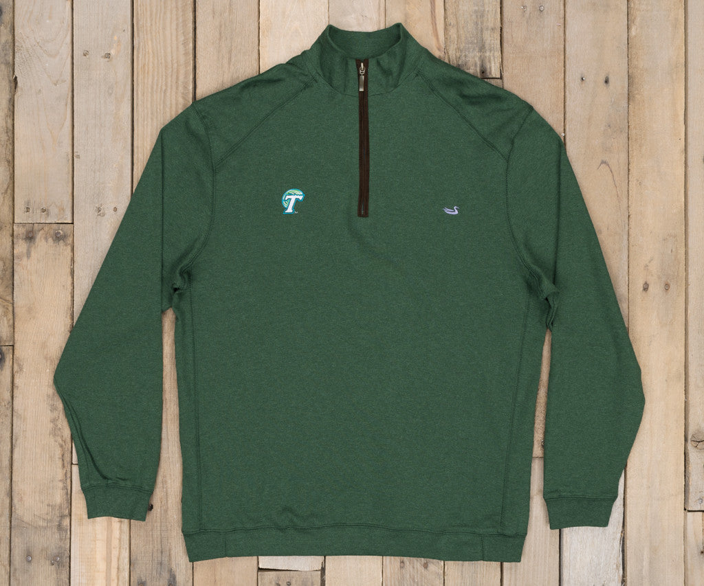 FieldTec DownpourDry 1/4 Zip - Tulane University