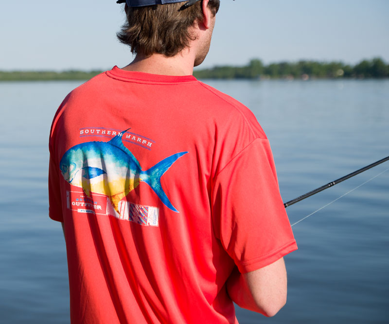 FieldTec™ Outfitter Collection Tee - Pompano