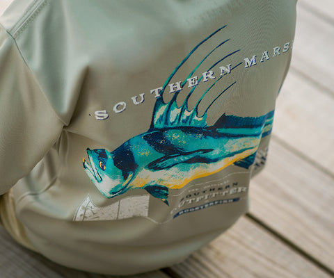 Youth FieldTec™ Outfitter Collection Tee - Roosterfish