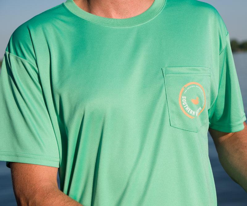 FieldTec™ Pocket Tee