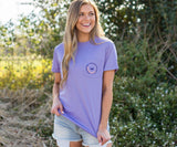 FieldTec™ Outfitter Collection Tee | Wahoo | Lilac