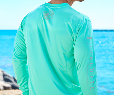 FieldTec™ Fishing Team Tee - Long Sleeve