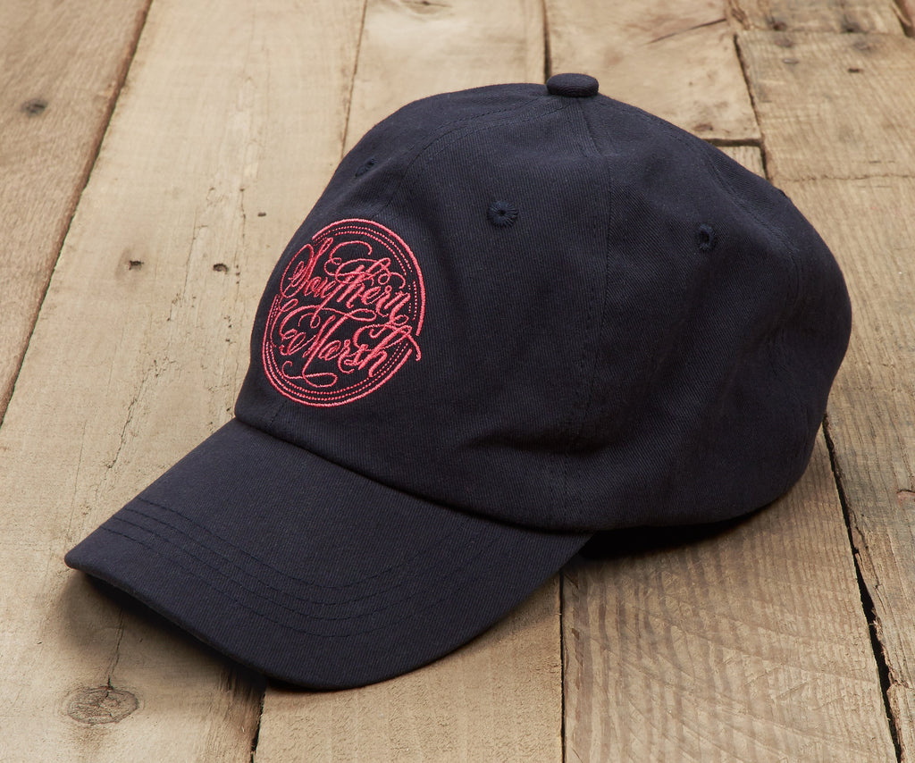 Signature Coin Embroidery Hat