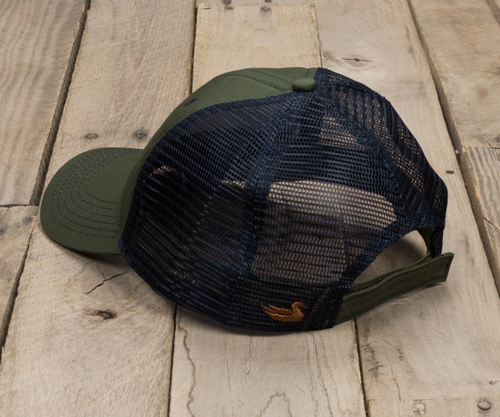 Trucker Hat - Hunting Dog — Southern Marsh Collection 612eab2bf14