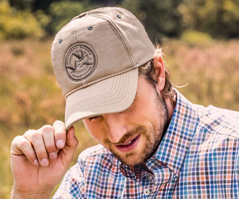 Thompson Twill Hat - Geese
