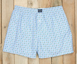Light Blue with mint julep | Hanover Pastimes Boxer