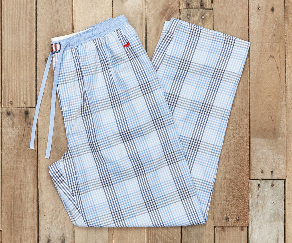 Savannah Gingham Lounge Pant