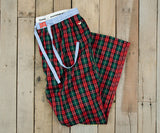 Red and green | Savannah Tartan Lounge Pant
