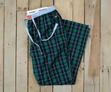 Blue and Green | Savannah Tartan Lounge Pant
