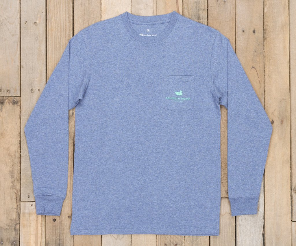 Branding Collection Tee - Flying Duck - Long Sleeve