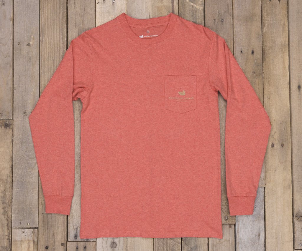 Branding Collection Tee - Hunting Dog - Long Sleeve