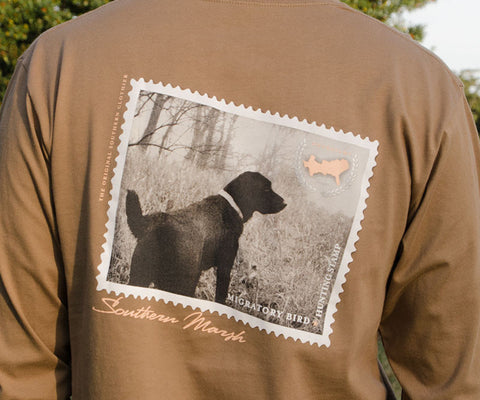 Black Lab Tee - Long Sleeve