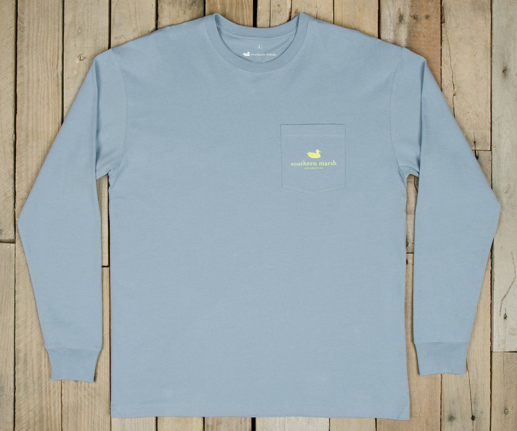 Cocktail Collection Tee - Mint Julep - Long Sleeve