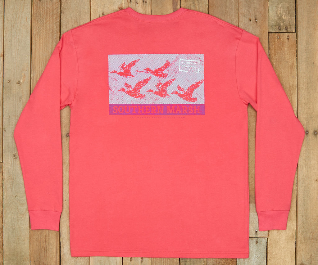 Flying Vee - Long Sleeve