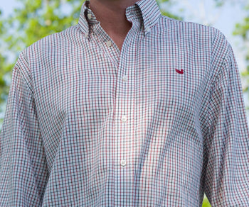 Lindley Tattersall Dress Shirt