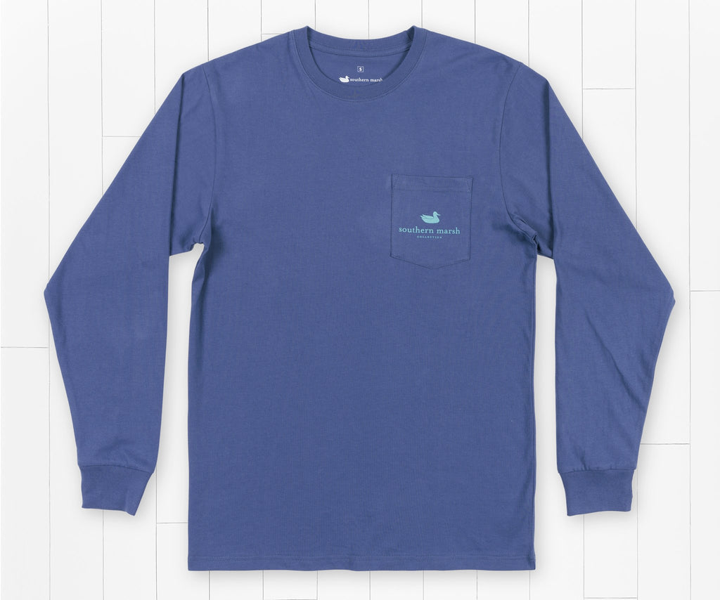 Bluestone | Backroads Collection Tee | Kentucky | Long Sleeve | Front