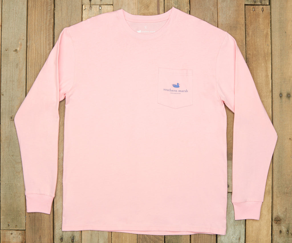 Signature Coin Tee - Long Sleeve