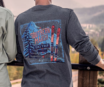 Ski Trip Tee - Long Sleeve