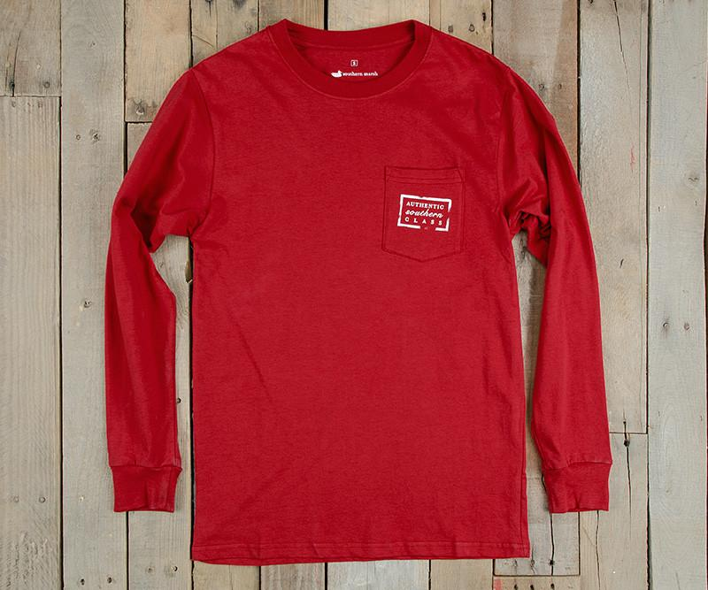 Authentic Heritage Tee - Alabama - Long Sleeve