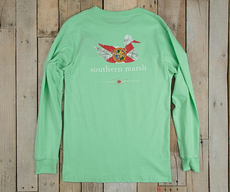 Authentic Heritage Tee - Florida - Long Sleeve