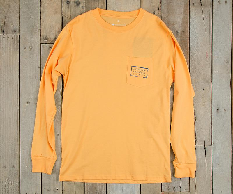 Authentic Heritage Tee - Virginia - Long Sleeve