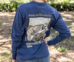 Vistas Bass Tee - Long Sleeve