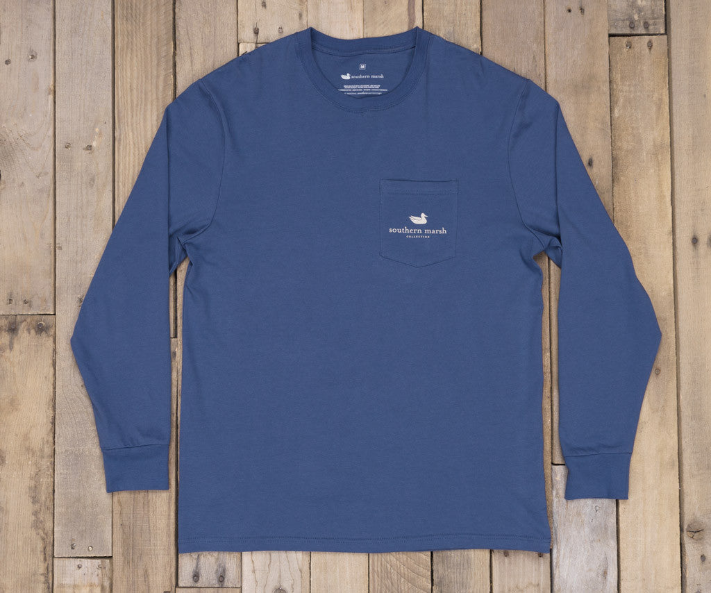 Expedition Series - Flag - Long Sleeve