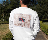 Expedition Series Tee - Flag - White