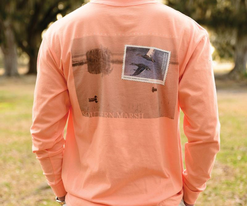 Mallard Morning Tee - Long Sleeve