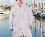 Madison Windowpane Dress Shirt