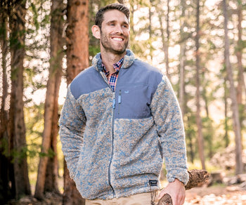 Blue Ridge Sherpa Jacket