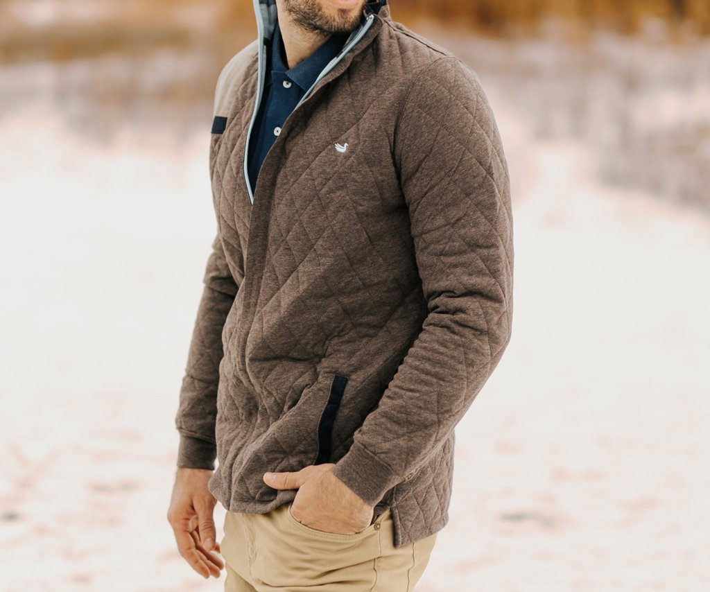 Carlyle Sporting Jacket - Heather