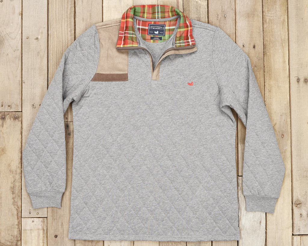 Carlyle Sporting Pullover - Heather