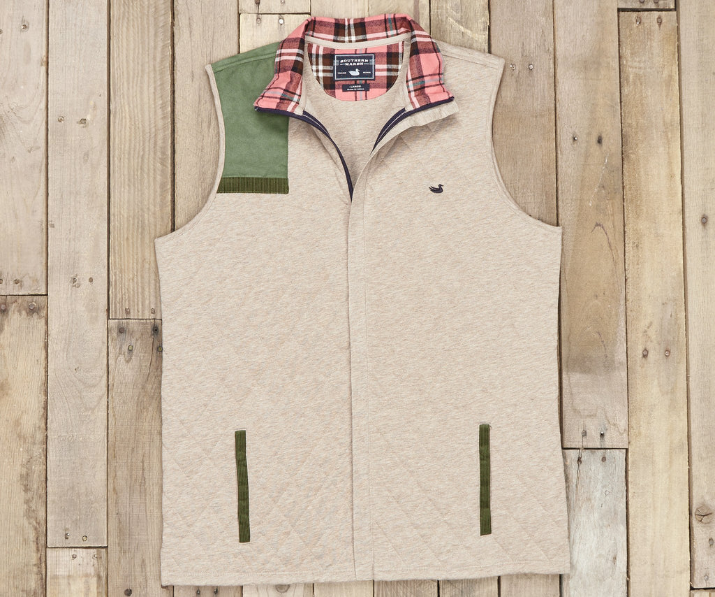 Carlyle Sporting Vest - Heather