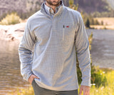 Light  Gray | FieldTec™ Contour Pullover | Front