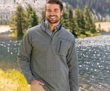 Midnight Gray | FieldTec™ Contour Pullover | Front