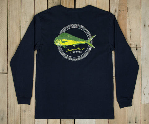 Offshore Tee - Long Sleeve